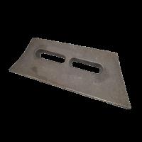 Лопасть бетоносмесителя