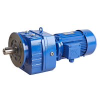Мотор-редуктор бетоносмесителя